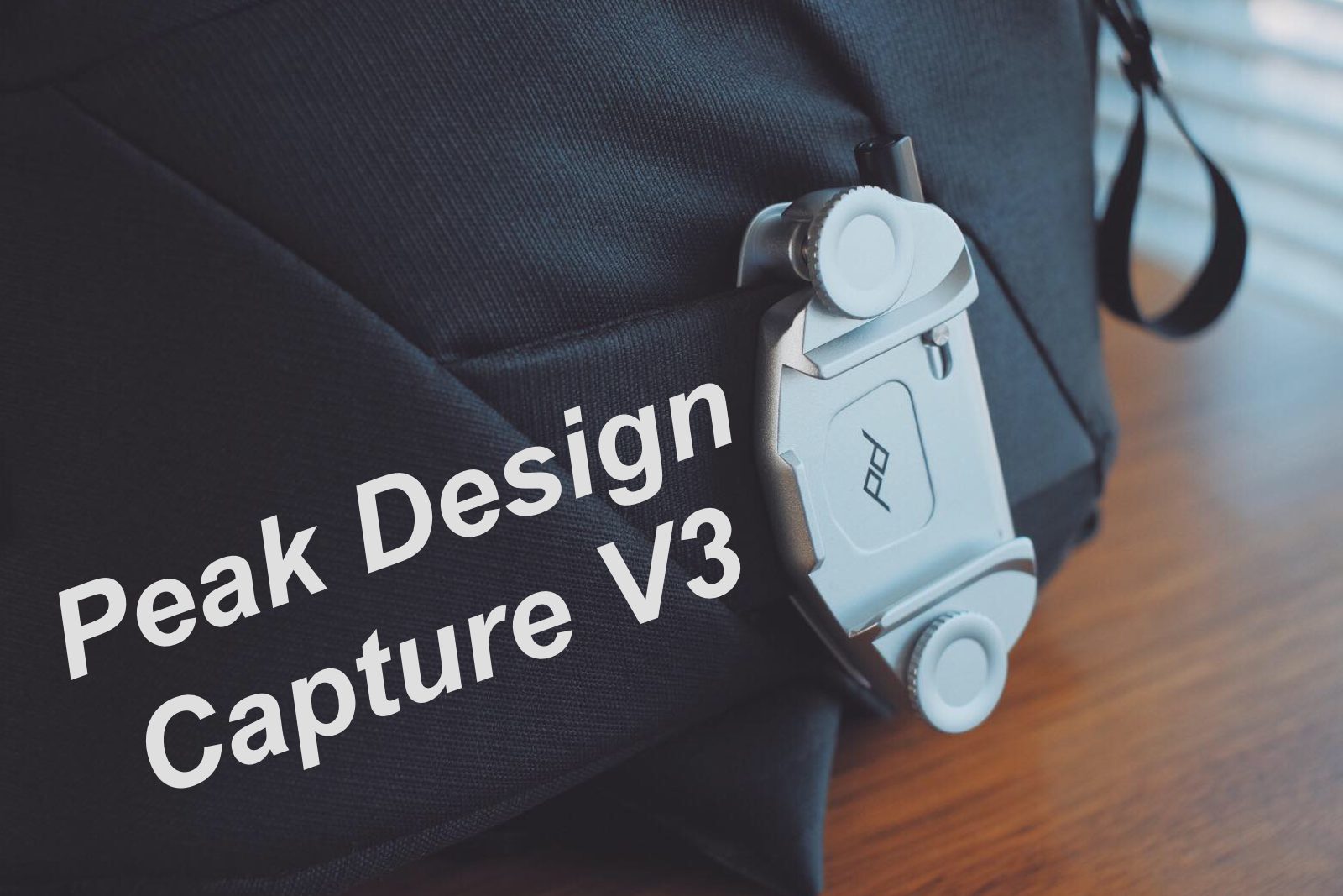 PeakDesign Capture V3